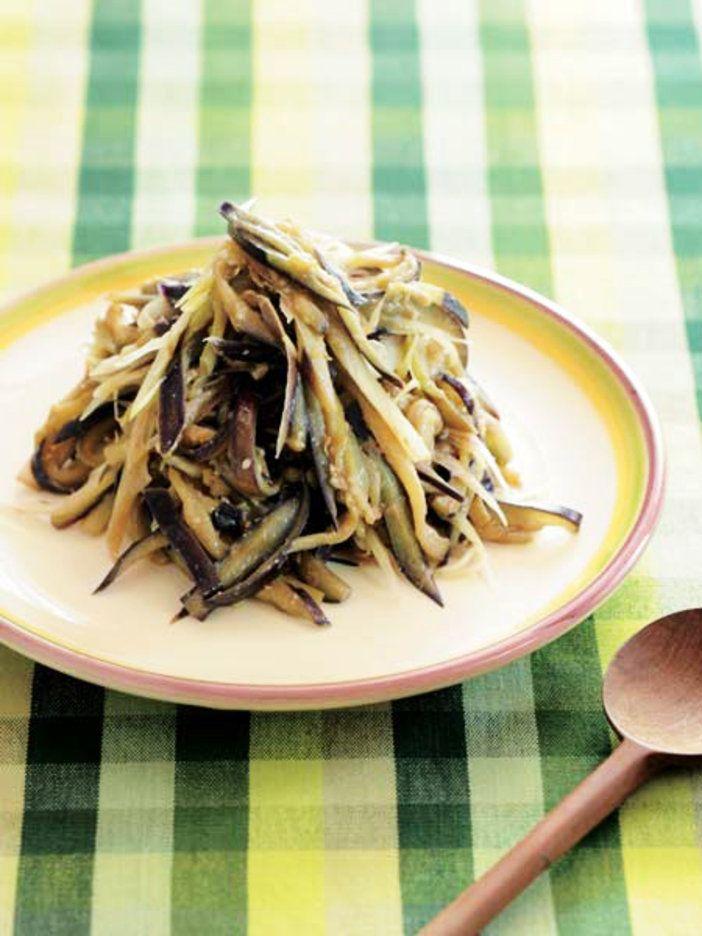 ただの味噌炒めと思うなかれ。隠し味は、香味野菜のみょうが。 『ELLE a table』はおしゃれで簡単なレシピが満載!