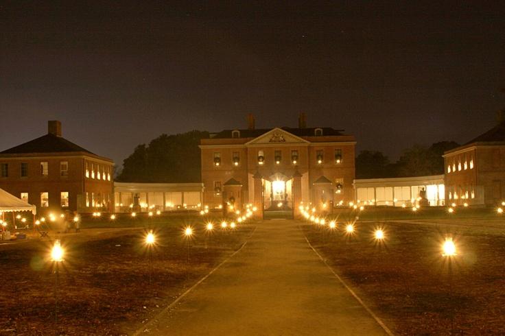 Tryon Palace Candlelight Tour