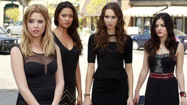 Ashley Benson Previews 'Upsetting' 'PLL' Premiere