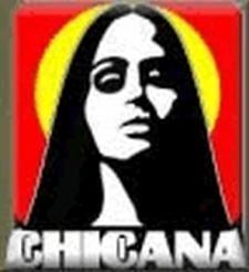 Chicana Power Bumper Sticker from Cultura y Mas.