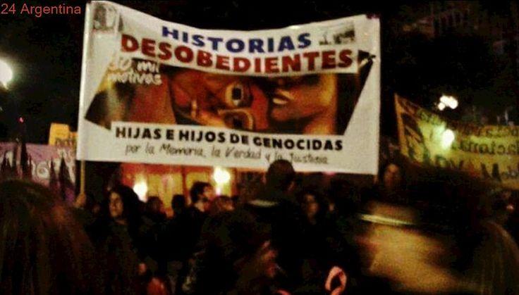 Hijos de genocidas reclaman reforma en el Código Penal para poder denunciar a sus padres