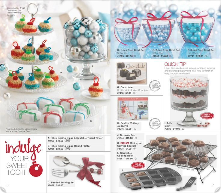 17 Best Images About Pampered Chef Christmas Party Ideas