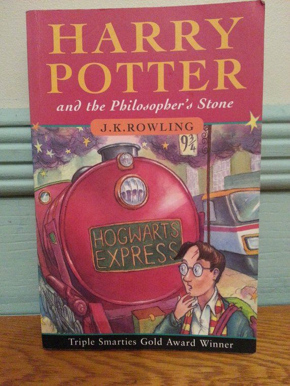 Harry Potter And The Philosopher Stone Philosopher S Stone Book