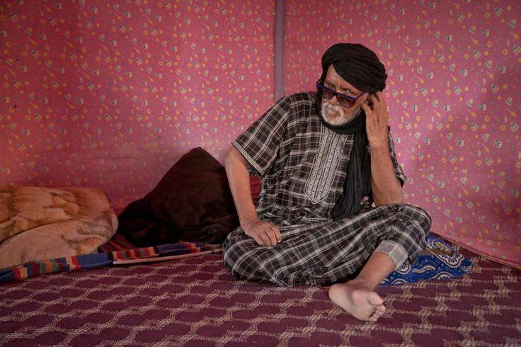 "Sahrawi Spirit Book on Twitter: ""Here's a photo of Karachi, a #sahrawi #refugee blinded by a #landmine  http://t.co/eRtrgnFVzs"""