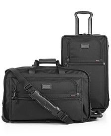 Tumi Alpha Luggage Sale
