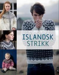 Islandsk strikk av ISTEX er ei bok med kring 60 tradisjonelle, men òg moderne oppskrifter for kvinner, menn og barn.  Klassiske islandske strikkeplagg er trendy som aldri før. Den vakre islandsgensaren er eit eigna plagg i eit røft, nordisk klima.     Boka inneheld mange variantar av den klassiske islandske ullgensaren, men også mindre prosjekt som sokkar, vottar og skjerf.     Oppskriftene i boka er frå 1950-talet og fram til i dag og er laga i samarbeid med den einaste garnprodusenten på…