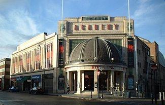 Brixton Academy, Brixton, London.