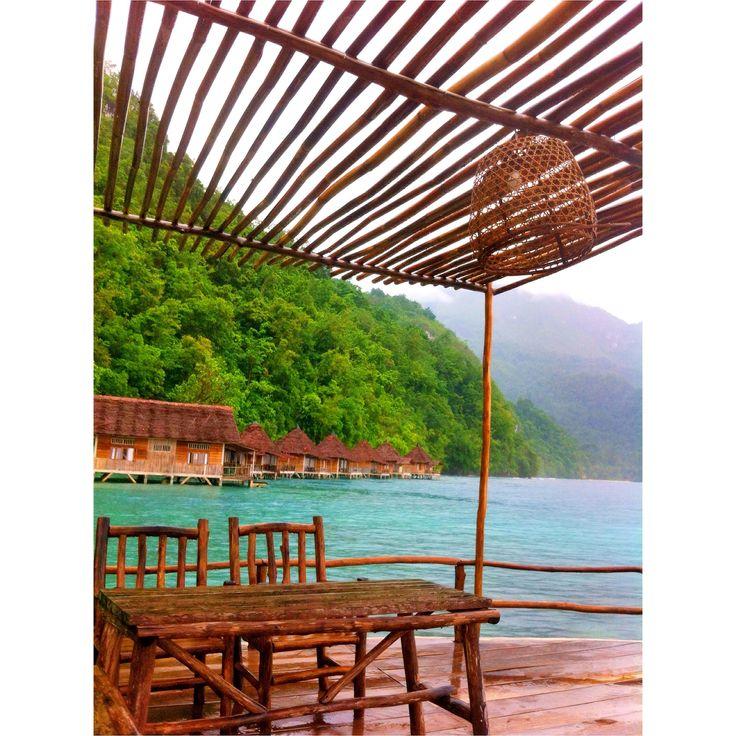 Paradise! Ora Beach Resort, North Mollucas, Indonesia