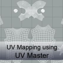How to UV map efficiently using ZBrush