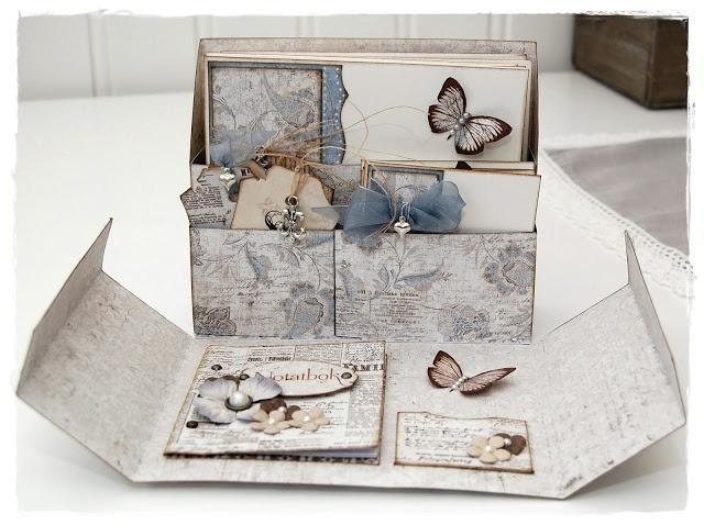 Decorative Stationery Boxes Amusing 27 Best Stationary Box Images On Pinterest  Gift Ideas Boxing Inspiration