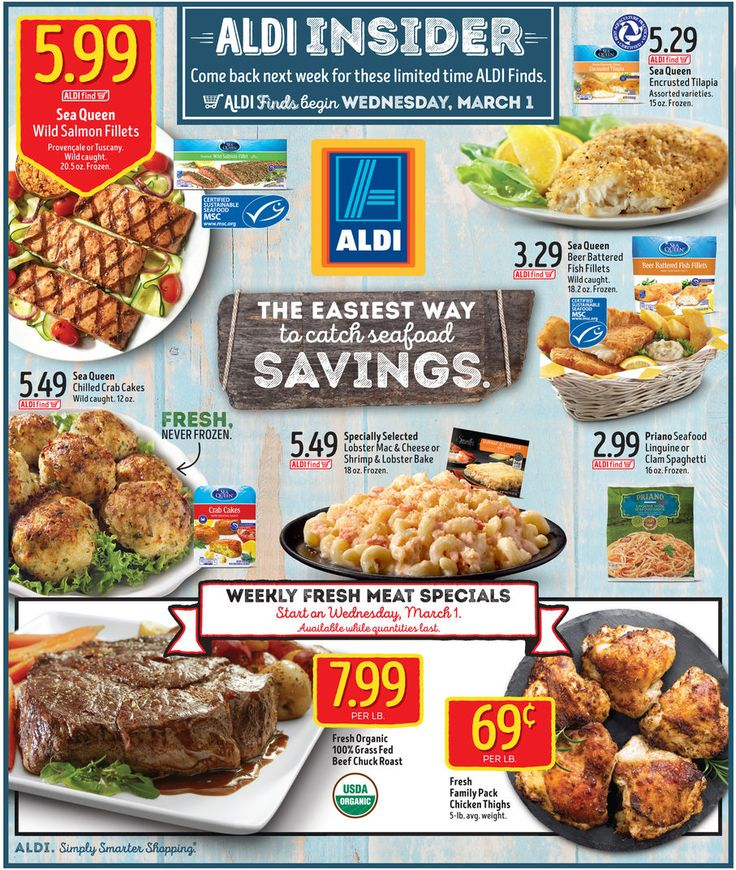 Aldi In Store Ad March 1, 2017 - http://www.olcatalog.com/grocery/aldi-weekly-ad.html