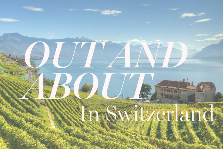 Get the need to know on everything Switzerland has to offer.