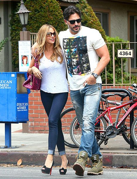 Joe Manganiello and Sofia Vergara were seen together this past weekend!