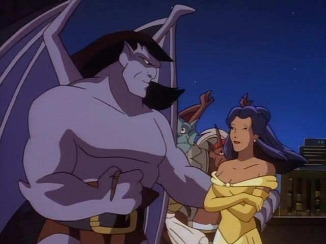 Opinion disney gargoyles goliath and elisa