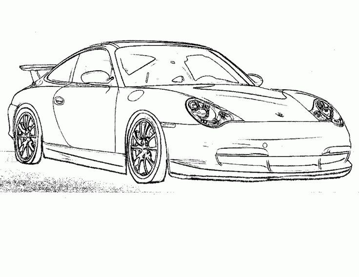 14++ Cool race car coloring pages info