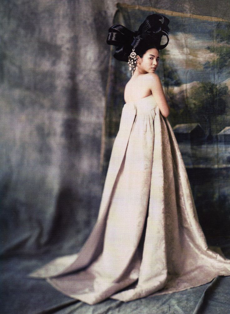 Vogue Korea Paolo Roversi