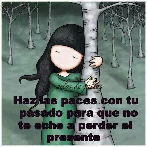 Haz las paces ...