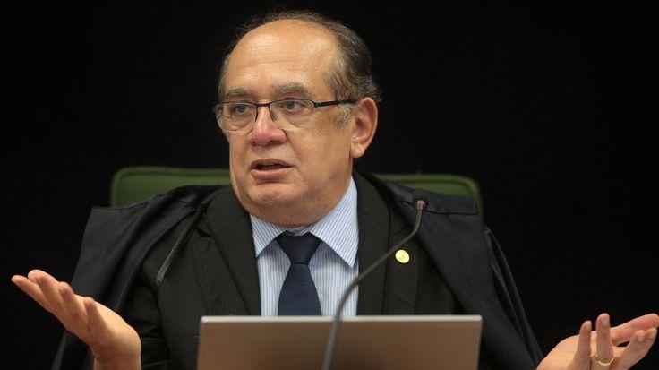 Gilmar critica comportamento 'bolivariano' e acusa 'cooptação' no STF  Estamos vivendo um estágio avançado da Revolução: Caos Institucional.
