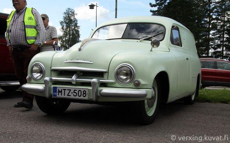 Škoda 1201 Panel Van