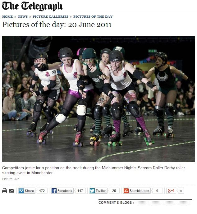Telegraph Picture of the Day June 2011