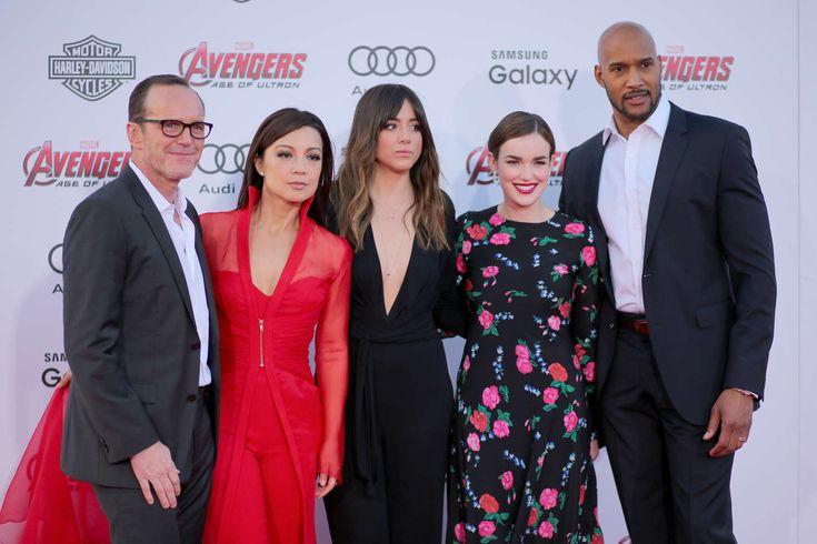 Chloe Bennet: Avengers Age Of Ultron Premiere -03