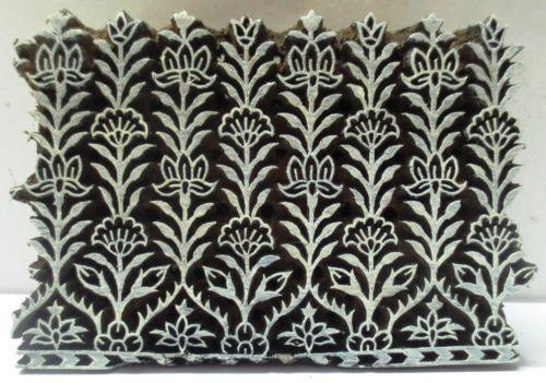 штамп, набойка, дерево wooden indian fabric stamps - Google 検索