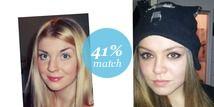 iLookLikeYou.com - 41% Match #302466