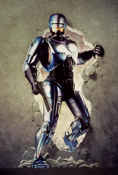 Vectorize Image Photoshop >> 1000+ images about RoboCop on Pinterest | Gi joe, Police officer and Cops