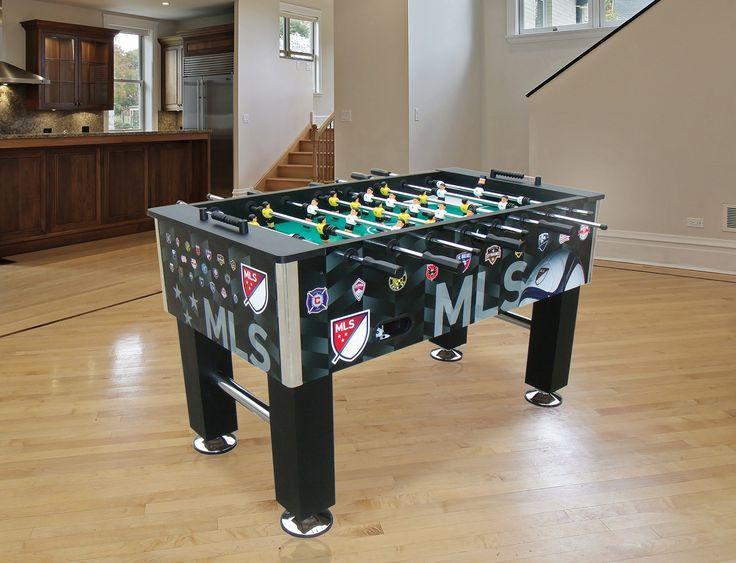'Corner Kick' Major League Soccer Foosball Table