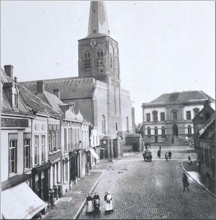 190 Oude markt 1892