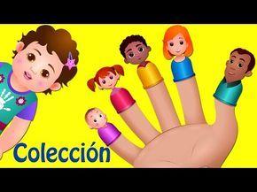 Canción de la Familia Dedo y muchas más Canciones Infantiles Populares | ChuChu TV - YouTube