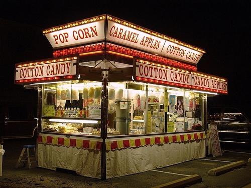 33 Best Fair Concession Stands Images On Pinterest