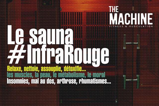 Sauna Infra rouge Guyancourt Parc Ariane