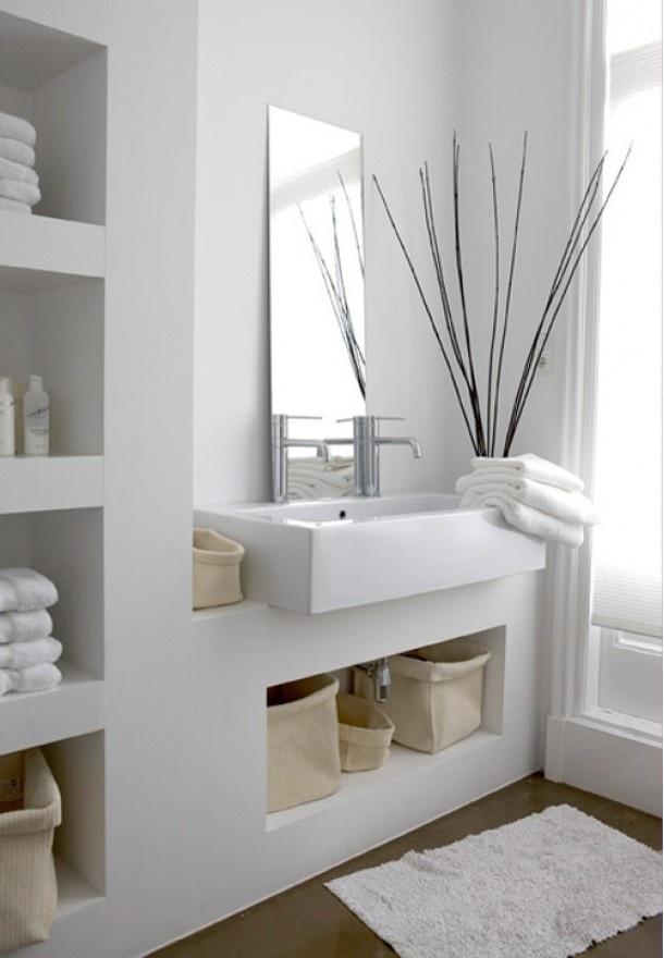 Wit, witter, witst; wonen in een wit interieur