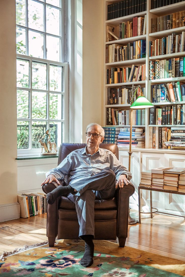 Robert Gottlieb: Avid Reader, Reluctant Writer - The New York Times
