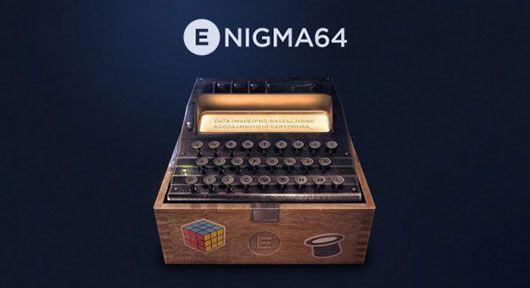 Enigma64 Mac App for Photoshop Designers