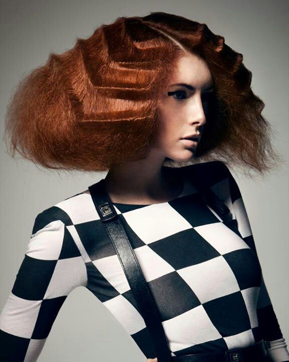 texture Photos Shoots Inspiration, Hair Art, Colorful Avant Garde Hair ...