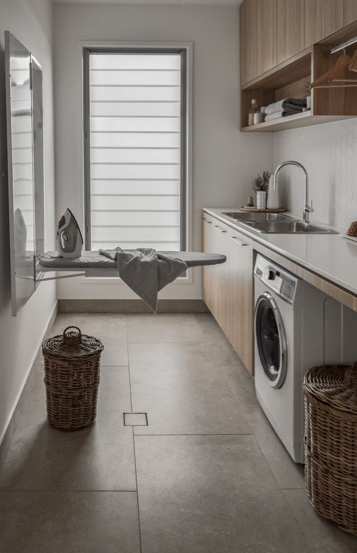 7 best farmhouse laundry room renovation ideas in 2020 on best laundry room designs id=69742