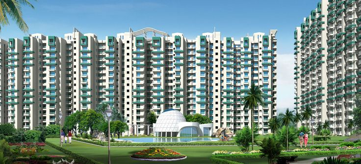 The Supertech Eco Village II offers luxurious #2BHK and #3BHK #residential #apartments stuffed with state-of-the-art facilities and amenities...