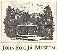The John Fox, Jr. house, a Virginia Historical Landmark serves as both a museum and a memorial to the Fox family.  The house was built in 1888, and is filled with beautiful furnishings and mementos of the family. Here, the author, John Fox, Jr., wrote The Trail of the Lonesome Pine, fourteen other full length novels, in addition to more than 500 short stories.  Guided tours are conducted through the house