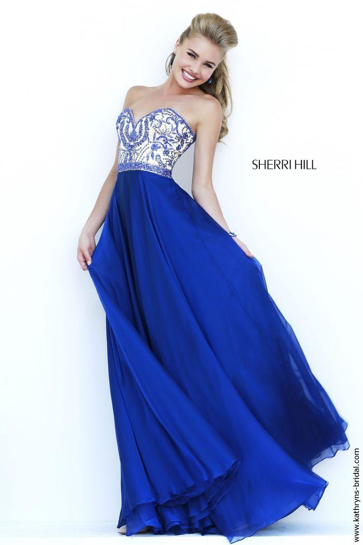 49 best Sherri Hill Prom images on Pinterest | Sherri hill prom ...
