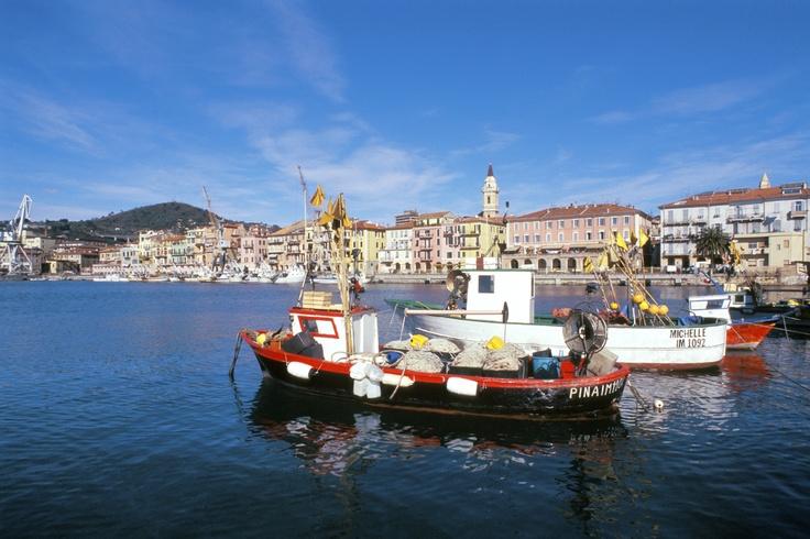 Il porto di Imperia Oneglia, Liguria - © Silvio Massolo