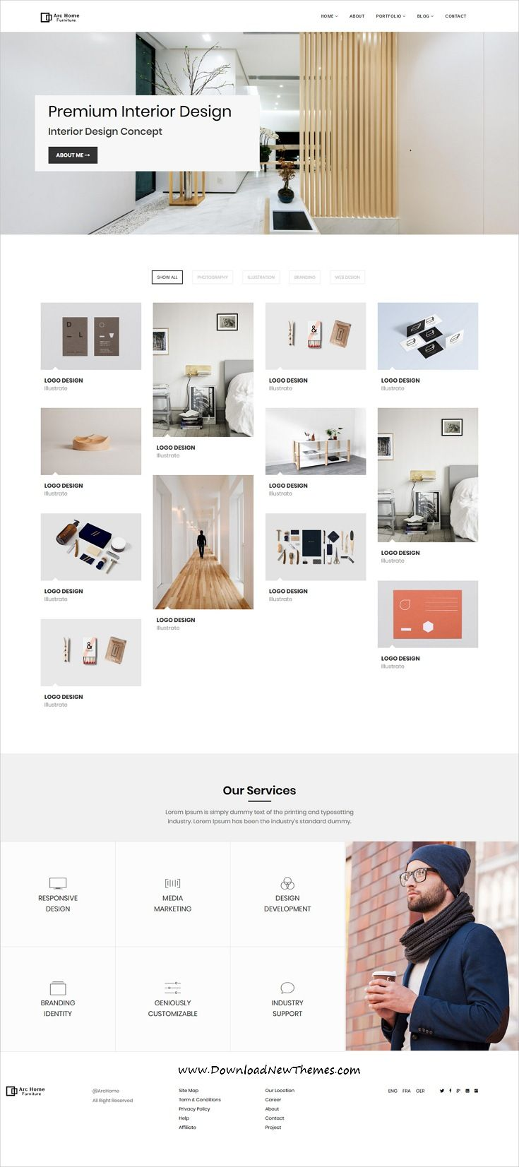 3586 best Webdesign Ideen images on Pinterest | Design websites ...