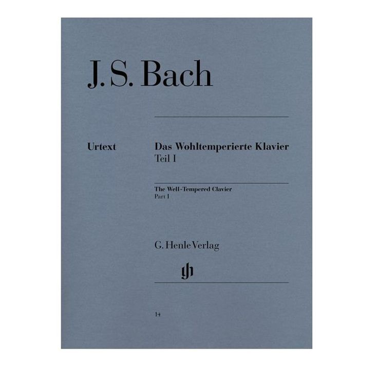 bach - the well tempered clavier books I & II