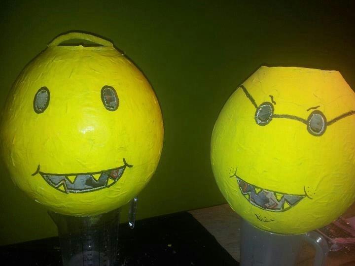 Lampion lampionnen sintmaarte smilies