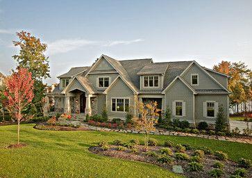 craftsman exterior color schemes and craftsman exterior on pinterest. Black Bedroom Furniture Sets. Home Design Ideas