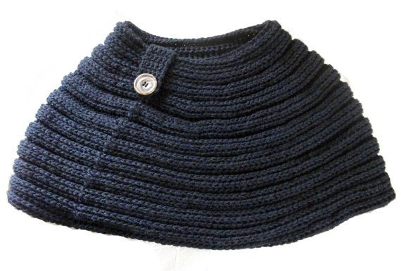CROCHET PATTERN KnitLook Ribbed Cowl  Baby to by hollanddesigns, $4.99