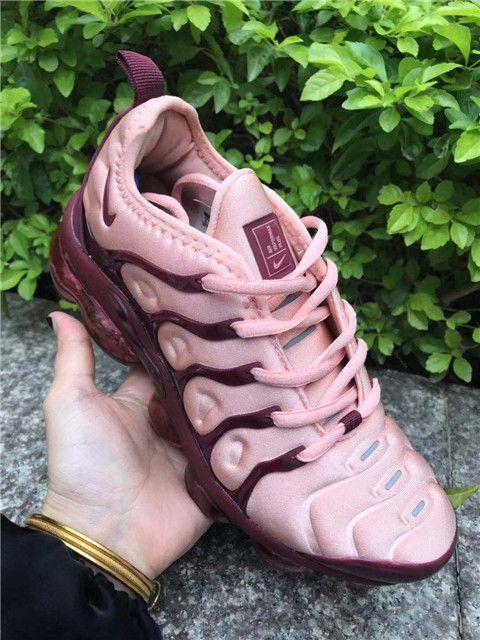 483ae4c9045 ... TN Burgundy Girls Sneakers Women s Running Shoes. Womens ens Nike Air  VaporMax plus 308SH
