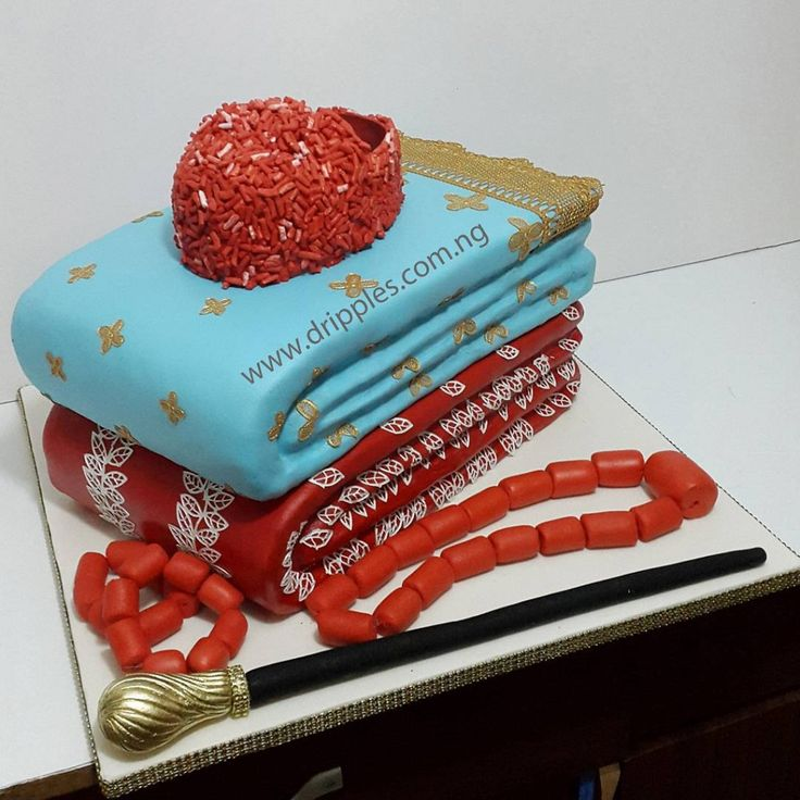 nigerian traditional wedding cakes designs | Creativity At Its Peak: Nigerian…