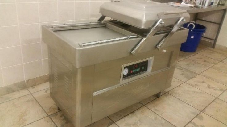 DELIVERED NATIONWIDE The VALA double chambermachines can be used with or without the gas flush option.The machine is ideal forlarge volume vacuum packing. Current customers usingthese machines include fish packers, chicken and meat